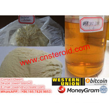 Prix ​​de gros Trenbolone Acetate Powder Injectable Anabolic Source