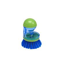 Сделанная на заказ горячая продавая пластичная мини чистящая щетка мыла чистки