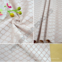 Hot 100% Poyester Fleece Jacquard Furnishing Fabric