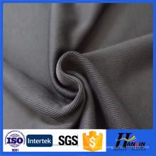 Plain gefärbtes Gewebe TR Stretch Polyester Rayon Spandex Stoff aus China