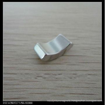 High Grade Rare Earth NdFeB Permanet Magnet for Motor