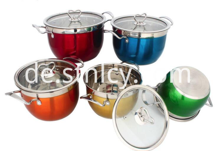 5 Pc Cookware Set