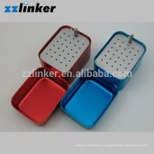LK-P32 B001 Dental Bur Block 30 Holes Autoclaváveis