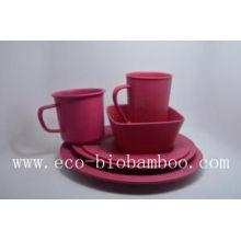 Комбинированные серии Bamboo Fiber Tableware (BC-CS1003)