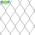 Grosir ISO Galvanized Digunakan Chain Link Fence