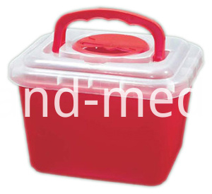 CL-SR0019 Sharp container 5.0L 2