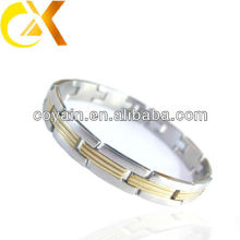 Edelstahl hochwertiges Casual Armband für Männer