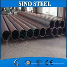 Tuyau d'enveloppe métallique en acier utilisé par pétrole et gaz à bas prix