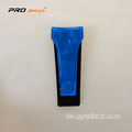 Retro Warnung Pvc Blue Magnetic Clip