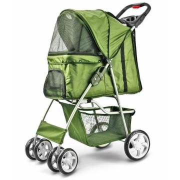 Pet Stroller For Cat & Dogs