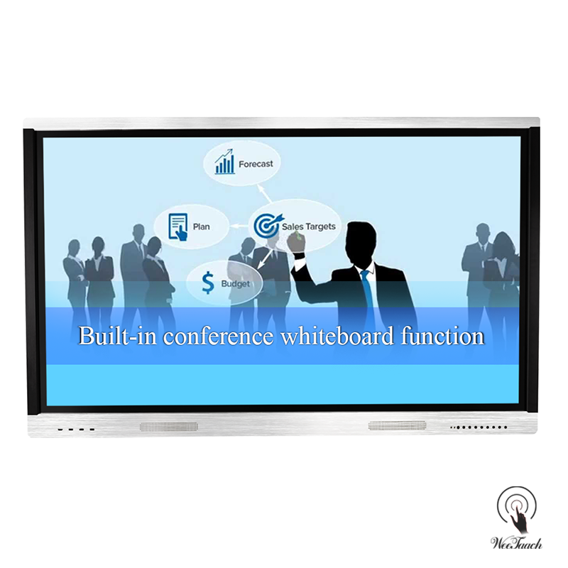 70 inches duel-system smart LED whiteboard