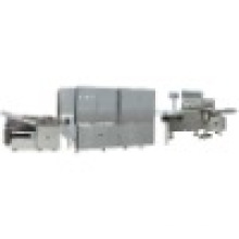 Компактная линия для мойки и стирки для мойки флаконов (GLX2-10)