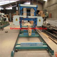 Sierra de cinta diesel portátil para la máquina de corte de madera Mj1300d de la sierra de cinta