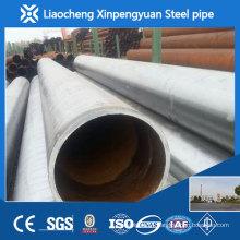 High pressure boiler seamless pipe 25mnG