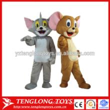 Animal mascot costume, fancy animal mascot costume para la venta