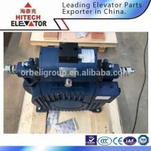 Elevador sin engranajes tipo máquina de tracción / para elevación de pasajeros