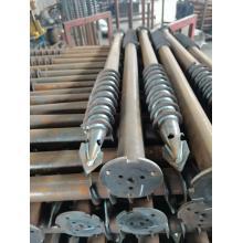 S 235 Carbon Steel Bolt Screw Screw Pile