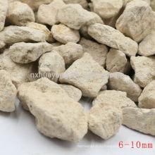 Сильная адсорбция Maifanite/Maifan камень с 0.5-1,1-2,2-4,4-6.6-8мм