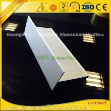 T Slot Extrusão de alumínio para perfil em T com perfis de extrusão de alumínio