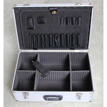 Multipurpose Strong Alumínio Alloy Tool Kit (com bloqueio de chave)