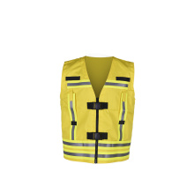 proof retardant warning safety vest