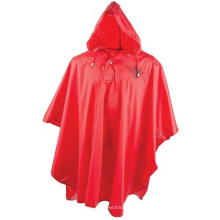 High reflective EVA adult raincape