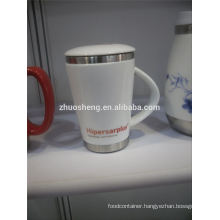 latest products in market wholesale ceramic travel coffee mugs, personalised mugs