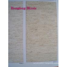 Tissu de lin pour aveugle verticale (série P506)
