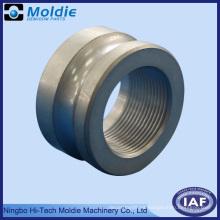 Piezas de torneado y mecanizado de acero al carbono