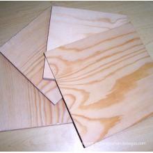 Günstige Qualität Plain Sperrholz für Möbel oder Dekoration