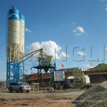 Concrete Batching Plant of Hzs50, Types of Batching Plants