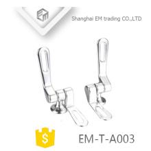 EM-T-A003 Sanitery ware galvanoplastia dobradiça do assento do toalete