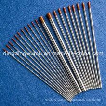 Électrode de tungstène au zirconium pour le soudage TIG
