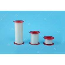 Freie Probe medizinische Einweg-Klebstoff 5cmx4.5m Seidenstoff Klebeband