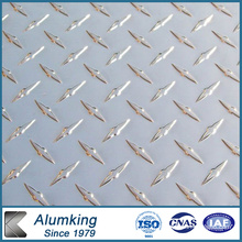 Plaque en aluminium gaufré 5052/5005 Alliage