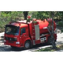 Sinotruk HOWO Fire Fight Vehicle (QDZ5140GXFPM43Z)