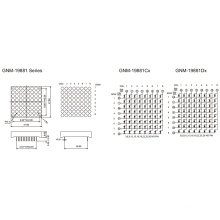 1,9 pulgadas, 4,8 mm DOT (GNM-19881Cx-Dx)