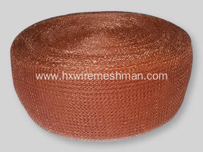 Crimped Knitted Wire Mesh