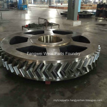 Iron CNC Precision Machining Part for All Kinds of Machine