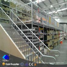 Ventas calientes Económicas almacenes Quality Shelf Tech System