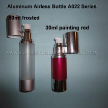 Flacon de 30ml 50ml en aluminium sans air Skin Toner