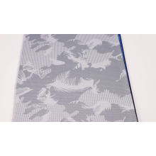tela de ropa deportiva impresa spandex de poliéster micro de seda de leche
