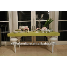 modern & elegant wedding party table for events XY0317