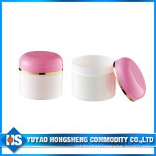 Hy-Pj-002c 100ml Lotion Plastic Jar with PP Material