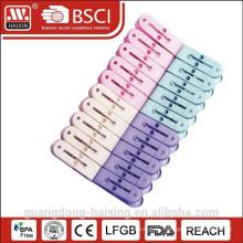 Kunststoff-Clips/bunte Kunststoff-clips