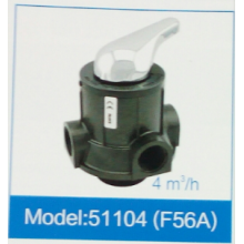 4m3/h runxin valves for water treatment
