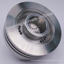 CNC подвергал часть механической обработке для автомобиля используется