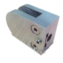 304/316 Ss 8-15mm colgante de montaje en pared abrazadera de vidrio