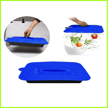 Silikon-Saugdeckel Food Saver Covers für Schalen