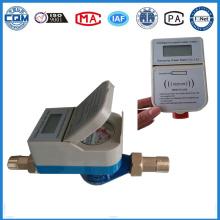 Medidor de vazão de água com desligamento Vlave